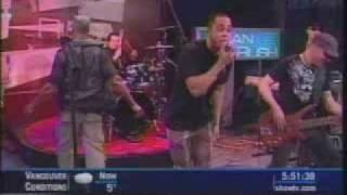 Brandon Paris Band - Urban Rush TV Show, March 2009