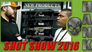 What's New CZ USA SHOT Show 2016