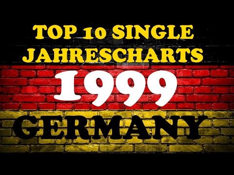 TOP 10 Single Jahrescharts Deutschland 1999 | Year-End Single Charts Germany | ChartExpress