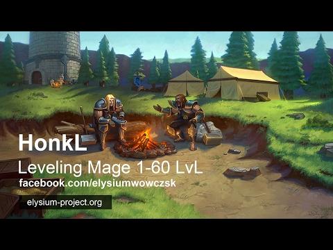 HonkL | WoW Vanilla - Elysium | lvl 40+ | Máma + Tssko