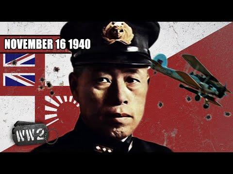Britové předvedli Japoncům, jak zaútočit na Pearl Harbor - Druhá světová válka