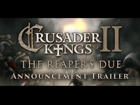 Crusader Kings 2: The Reaper's Due - Announcement Trailer thumbnail