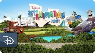 Disneys Art Of Animation Resort | Walt Disney World