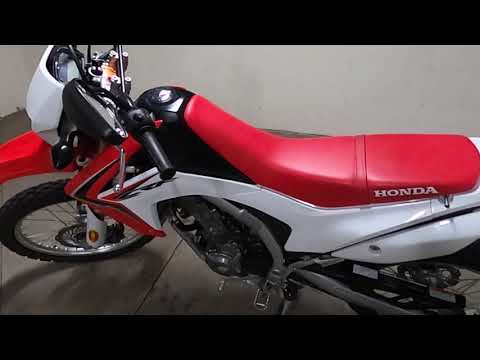 2013 HONDA CRF 250 L