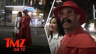 Drake's Dad Isn't A Fan Of China's Weird Delicacies | TMZ TV - Video Youtube