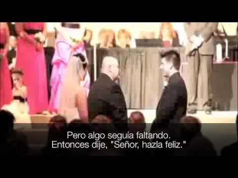 Padre Ofrece Emotivo Discurso En La Boda De Su Hija