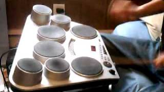 Anvil-School Love(Drum Cover DD-65 Drums)