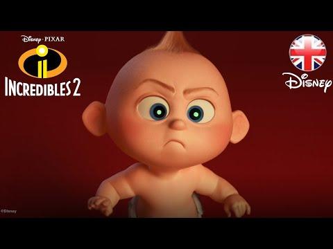 INCREDIBLES 2 | NEW TRAILER | Official Disney Pixar UK