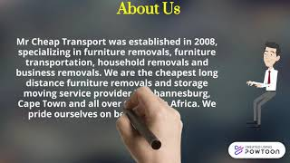 Movers Company in Cape Town