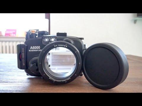 Review Meikon Unterwassergehäuse Sony A6000 billig oder preiswert?