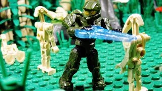 Lego Halo vs Star Wars 12 - Trailer