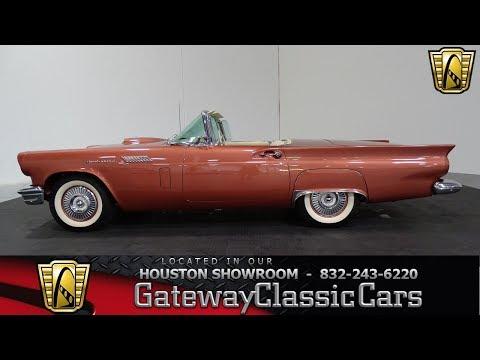 Video of '57 Thunderbird - LUKB
