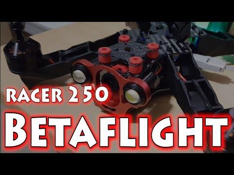Eachine Racer 250 Pro Betaflight Flash and Config