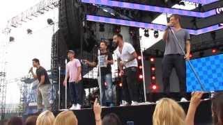 2013-08-02 - Backstreet Boys - IAWLT Tour Soundcheck Party - Trust Me
