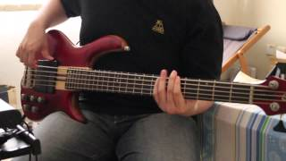 Israel Houghton - Still Standing (bass Cover By Eleazar)