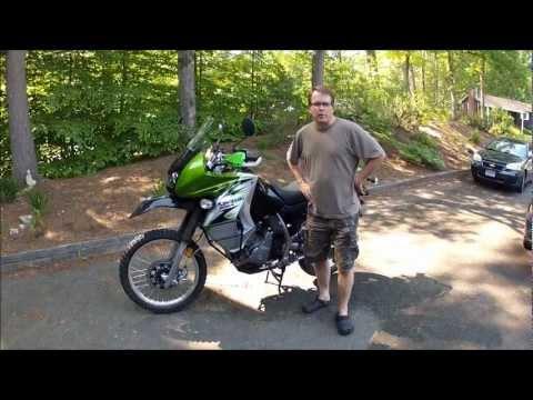 2008 Kawasaki KLR650, 20,000 Mile Extended Review