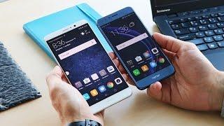 Обзор мощного смартфона Huawei Mate 9