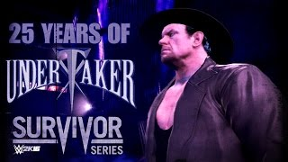 WWE 2K16 Survivor Series Promo