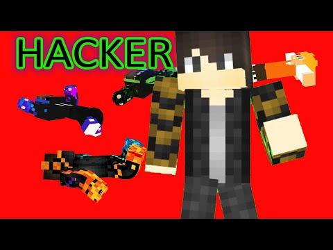 MINECRAFT SONGS: Hacker 1 to 5 ♫ Minecraft Songs and Minecraft Animation
