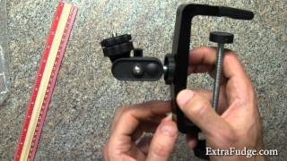 Pedco UltraClamp Assembly (4.0-Inch) Review