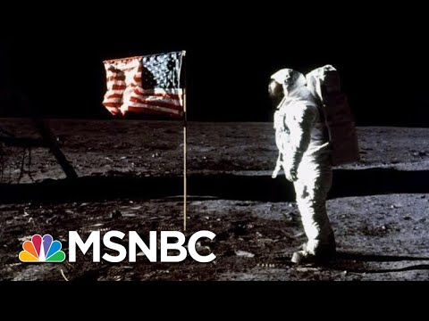 Fmr. NASA Astronaut Massimino: Apollo 11 Is Humanity's Greatest Achievement | The 11th Hour | MSNBC