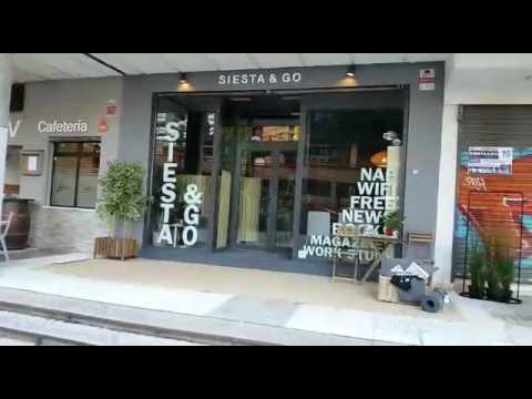 Siesta&Go Madrid (VÍDEO)