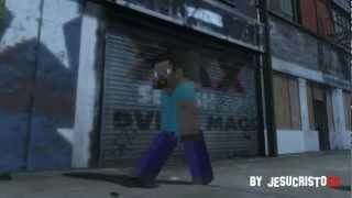 preview picture of video 'MINECRAFT GTA 4 (Loquendo) [El Sueño Americano]'