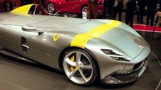 2018 Paris Motor Show Walkaround   Top Gear