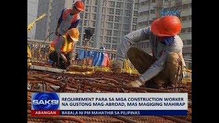 Ilang Pinoy skilled worker, pursigidong mag-abroad sa kabila ng paglilimita ng DOLE sa job order