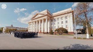 Подготовка к параду победы. Тюмень 2016 (video 360)