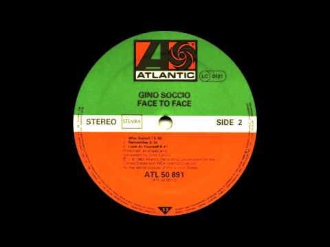 Gino Soccio - Remember (Atlantic Records 1982)