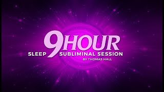 Boost Your Creativity   (9 Hour) Sleep Subliminal Session   By Thomas Hall