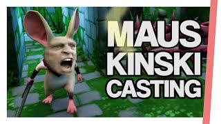 Die Maus Kinski Challenge - Wer rastet am besten aus?