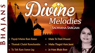 Divine Melodies by Sadhana Sargam
