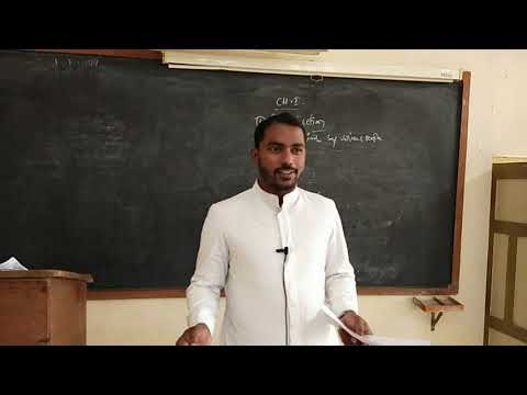 Introduction to the Bible (1st Year Theology)-1