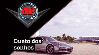 O voo milionário da Porsche | MÁQUINAS NA PAN