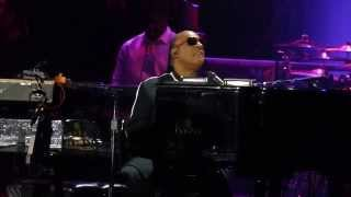 """Pastime Paradise"" Stevie Wonder@Royal Farms Arena Baltimore 4/9/15"