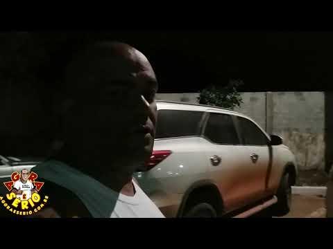 Repórter Favela na Festa de Alter do Chão