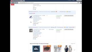 Как отследить свой товар на сайте Aliexpress.com