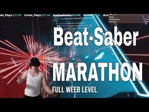 Beat Saber Marathon compilatie