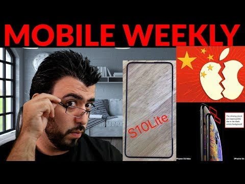 Mobile Weekly Live Ep228 - Samsung Galaxy F Specs, iPhone Ban in China, Apple Sued Over Marketing
