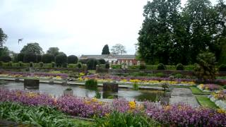 preview picture of video 'アキーラさん!イギリス・ロンドン・ケンジントン宮殿2 Kensington,London,UK'