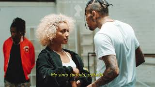 DaniLeigh Ft. Chris Brown   Easy (Remix) [LEGENDATRADUÇÃO]