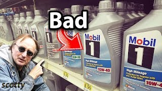 Here's Why This Type of Engine Oil Can Destroy Your Car