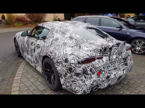 Do you want to see the new Supra? von MK5