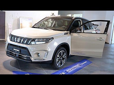 New Suzuki VITARA Hybrid 2020 Review Interior Exterior