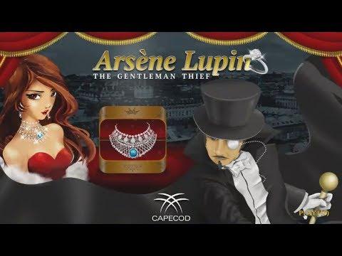 Arsene Lupin från Capecod Gaming