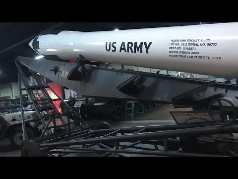 Closed Armed Forces Museum in Largo could soon be forced to liquidate | Digital Short