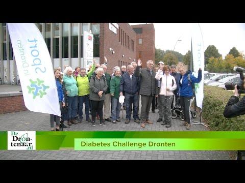 VIDEO | Diabetespatiënten uit Dronten voelen zich nu al beter dankzij Challenge