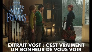 Le Retour de Mary Poppins | Extrait VOST: C